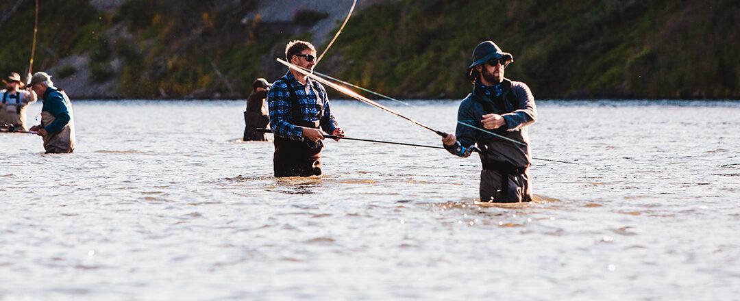 Fishing Alaska with Bob Rogel and Crew -1998